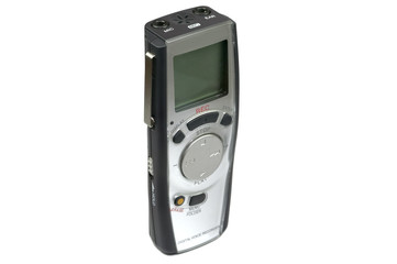 digital voice recorder upright