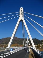 nouveau pont  volonne face