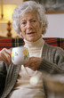 ritratto di signora anziana