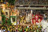 Fototapety char de carnaval