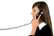 long conversation by telephone