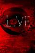 grunge gothic love horror