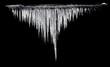 icicles gauss distribution