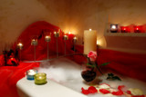 Fototapety romantic bath