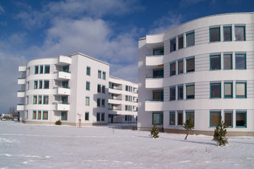 new housing unirs