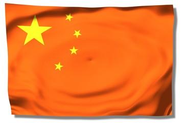 china - chinese flag