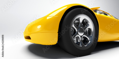 speedcar yellow 1 © FrankBoston