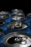 aluminum cans poster
