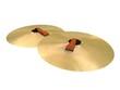 Leinwandbild Motiv cymbales percussions
