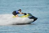 Fototapety jet ski