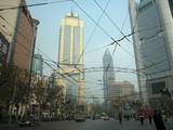 centre-ville shanghai poster