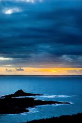 cornwall sunrise