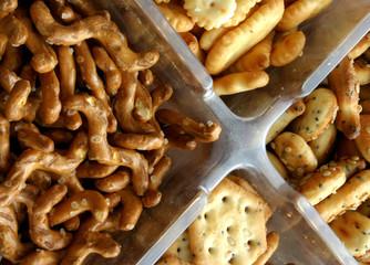 snacks variety