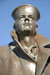 bronze sailor