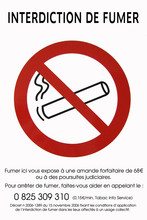 Zakaz palenia wyświetlić