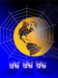 web concept poster