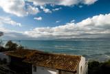 cielo y mar poster
