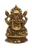elephant headed hindu deity poster