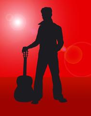 chitarrista 2