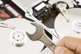 harddisk repair poster