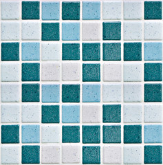 bathroom's tiles