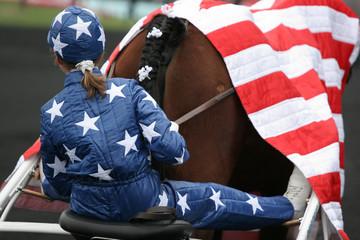 horses in vincennes, le prix d'amerique