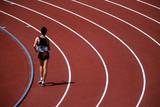 lone runner 01 poster