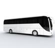 bus white