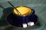 tasse à thé et sucre poster