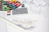 plans - Fine Art prints