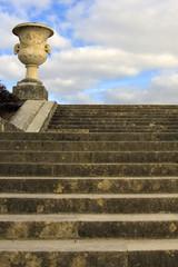 escalier - ciel