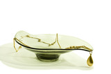 jewellery with decorative dish with shadow poster