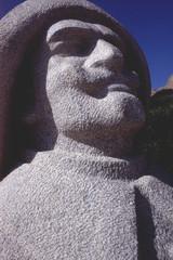 faccia di granito