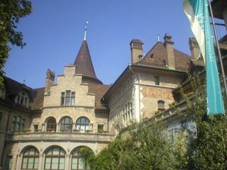 svizzera - palazzo