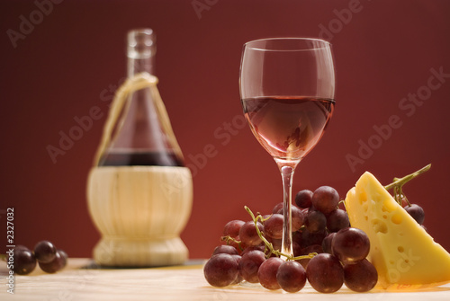 red wine, grape, cheese iii