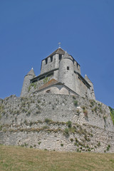 caesars tower in provins france