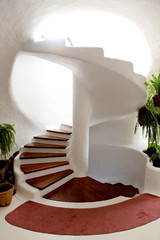 interior stairyway