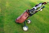 clubs de golf poster