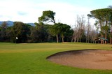 terrain de golf poster