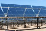 solar panels for renewable energy poster