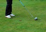 club de golf poster