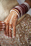 hindu wedding detail poster