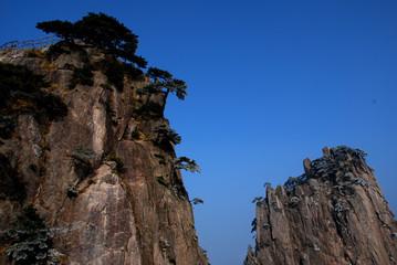 huangshan scene