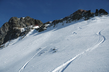 slalom parallèle - im'py