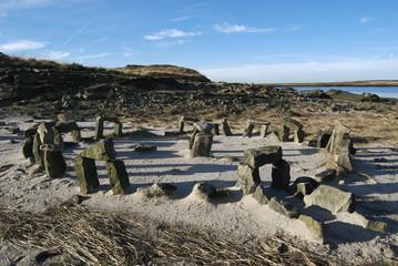 mini stone circle
