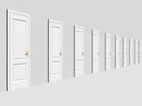 endless corridor poster