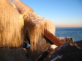 driftwood and icicles 2