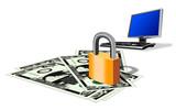 secure online transaction poster