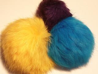 ponpon colorati