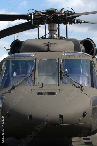 Canvas Helicopter blackhawk helicopter